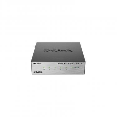 Коммутатор сетевой D-Link DES-1005D Фото 1