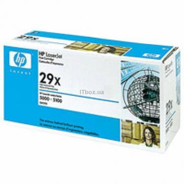 Картридж HP LJ 5000/5100 Фото