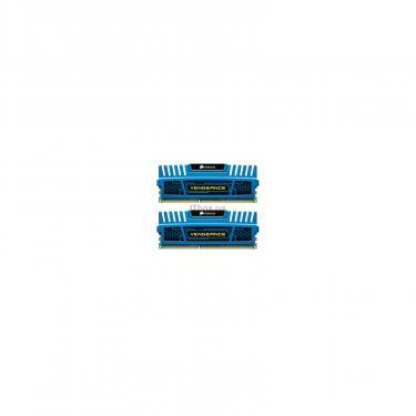 Модуль памяти для компьютера CORSAIR DDR3 8GB (2x4GB) 1600 MHz Фото 1