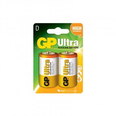Батарейка GP D GP Ultra LR20 * 2 Фото 1
