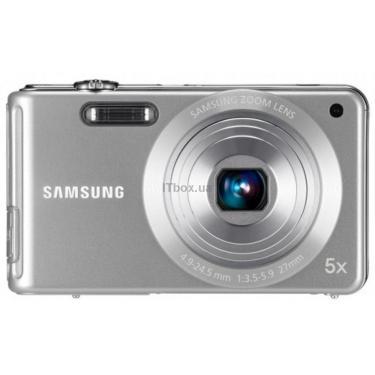 Цифровой фотоаппарат Samsung ST70 silver Фото 1