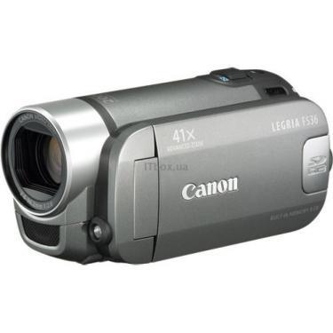 Цифровая видеокамера Canon Legria FS37 Фото 1