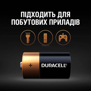 Батарейка Duracell C LR14 * 2 Фото 3