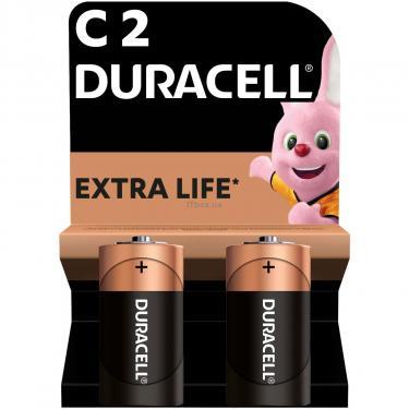 Батарейка Duracell C LR14 * 2 Фото 1