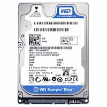 "Жесткий диск для ноутбука Western Digital 2.5""  160GB Фото 1"