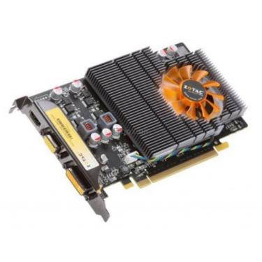Видеокарта ZOTAC GeForce GT240  512Mb Фото 1