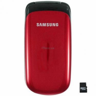 Мобильный телефон Samsung GT-E1150 Ruby Red Фото 1