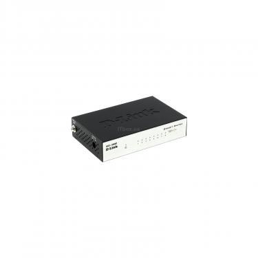 Коммутатор сетевой D-Link DGS-1008D/I2B Фото 1