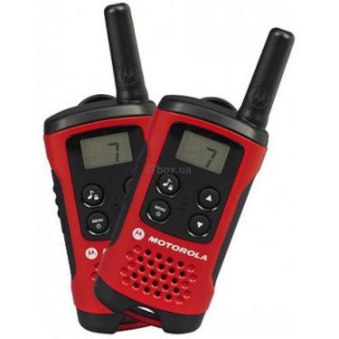 Портативная рация Motorola TLKR T40 Red Фото