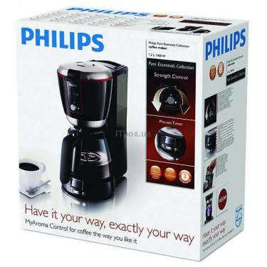 Кофеварка PHILIPS HD 7690/90 Фото 2