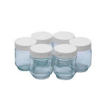 Набор стаканов для йогуртницы SATURN ST-FP8511G6 Фото