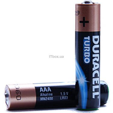 Батарейка Duracell LR03 TURBO MAX MN2400 * 8 Фото 1