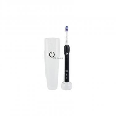 Электрическая зубная щетка BRAUN 1000 D 20 Black Фото 2