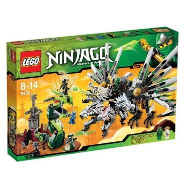 Конструктор LEGO Эпическая битва драконов Фото 1