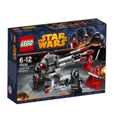 Конструктор LEGO Воины Звезды Смерти Фото 1