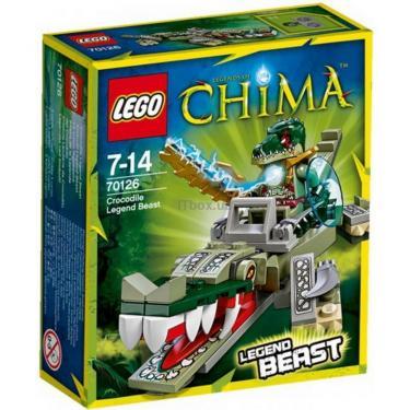 Конструктор LEGO Мощный тотем крокодилов Фото 1