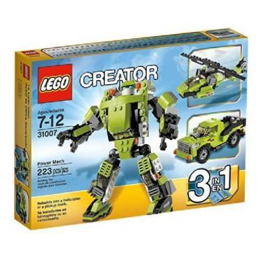 Конструктор LEGO Мощный робот Фото 1