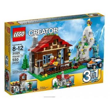 Конструктор LEGO Домик в горах Фото 1