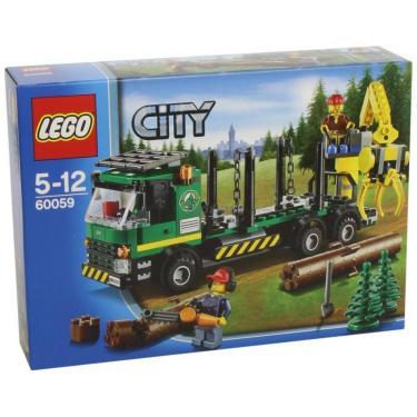 Конструктор LEGO Лесовоз Фото 1