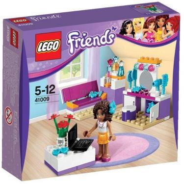 Конструктор LEGO Спальня Андреа Фото 1
