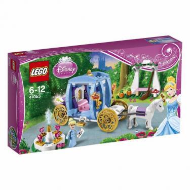 Конструктор LEGO Волшебная карета Золушки Фото 1