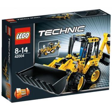 Конструктор LEGO Экскаватор- погрузчик Фото 1