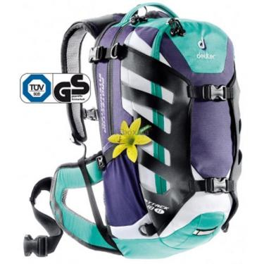 Рюкзак Deuter Attack 18 SL blueberry-mint Фото