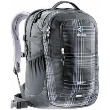 Рюкзак  Deuter Gigant black-check Фото