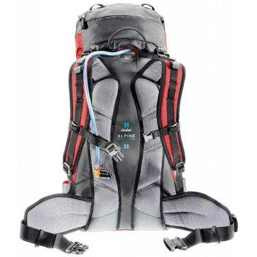 Рюкзак Deuter Guide Lite 32+ fire-anthracite Фото 1