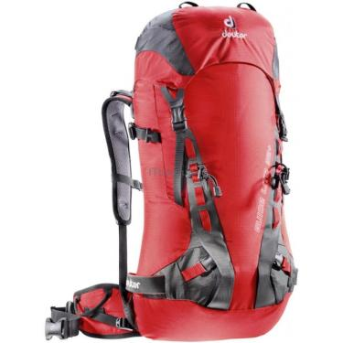 Рюкзак Deuter Guide Lite 32+ fire-anthracite Фото