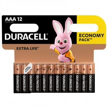 Батарейка Duracell AAA MN2400 LR03 * 12 Фото 1