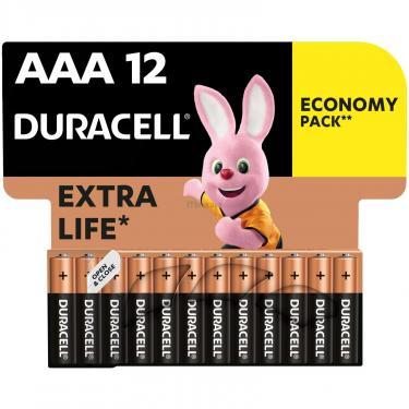 Батарейка Duracell AAA MN2400 LR03 * 12 Фото