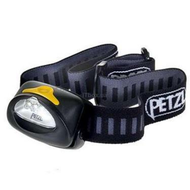 Фонарь Petzl Tikka Plus yellow-black Фото 1
