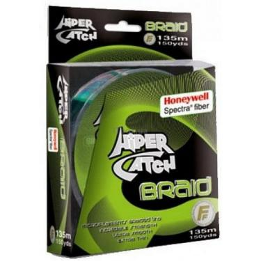 Шнур Lineaeffe Hiper Catch Spectra Braid Фото 1