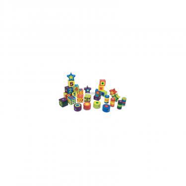 Развивающая игрушка Melissa&Doug Коробка со шнуровкой и звеньями Фото 1