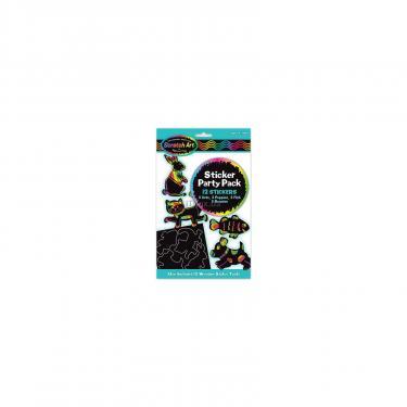 Развивающая игрушка Melissa&Doug Радужные царапки Животные Фото