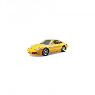 Машина Bburago PORSCHE 911 CARRERA Фото