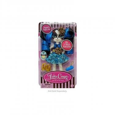 Аксессуар к кукле Pinkie Cooper Набор одежды Голубое платье Фото