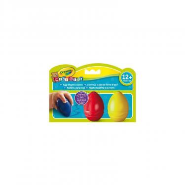 Набор для творчества Crayola Набор восковых мелков в форме яйца;1+ Фото