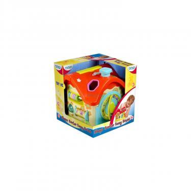Развивающая игрушка BeBeLino Домик Фото
