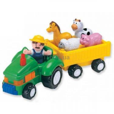 Развивающая игрушка Navystar Фермерский трактор Фото