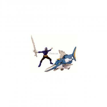 Фигурка Power Rangers Зорд-рыба и Синий рейнджер Фото 2