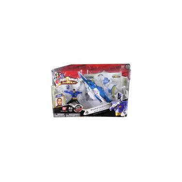 Фигурка Power Rangers Зорд-рыба и Синий рейнджер Фото 4