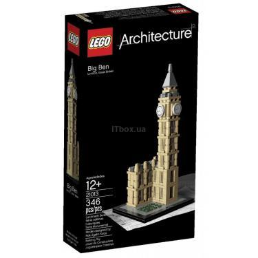 Конструктор LEGO Биг Бен Фото 1