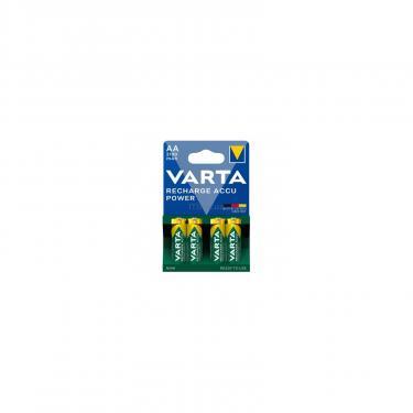 Аккумулятор Varta AA Long Life Accu 2100mAh * 4 NI-MH (READY 2 USE) Фото