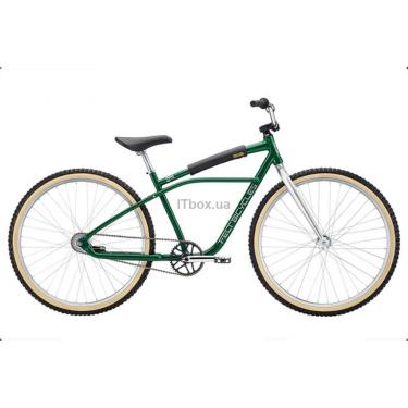"Велосипед Felt Cruiser Rail 29"" racing green 3sp Фото"