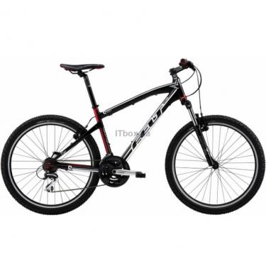 "Велосипед Felt MTB Q 200 team black (white/red) 15.5"" Фото"