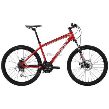 """Велосипед Felt MTB SIX 80 race red (white, black) L 19.5"""" Фото"""