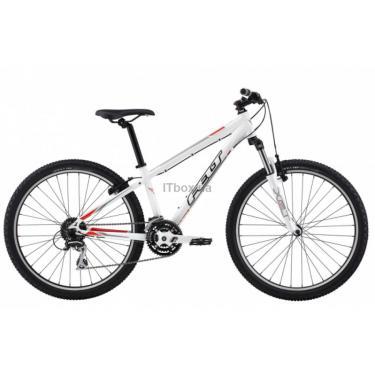 "Велосипед Felt MTB Krystal 85 XS white (bright red/silver) 14"" Фото"
