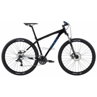 "Велосипед Felt MTB NINE 80 XL black (white/blue) 22"" Фото"